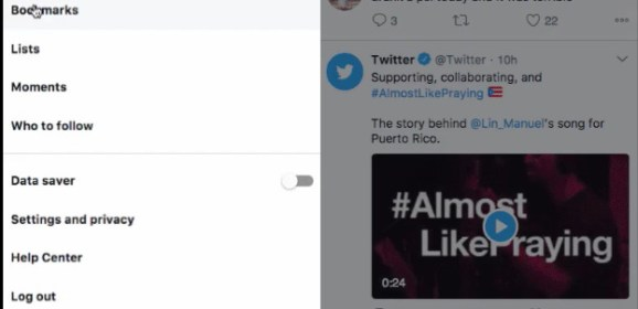 Twitter is reportedly working on a bookmarking button