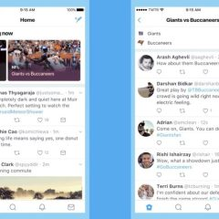 Twitter Releases Happening Now To Highlight Tweets Of Events