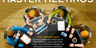 The art of hosting effective meetings [Infographic]