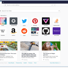 Firefox Quantum browser takes browsing speed to a different level