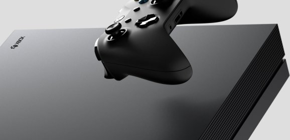 "Microsoft's Xbox One X, ""world's most powerful console"" goes on sale"