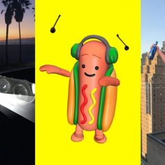 Snapchat's Lens Studio – An Augmented Reality Developer Platform