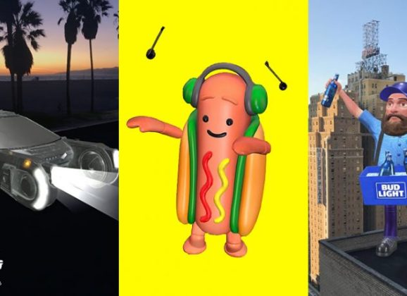 Snapchat's Lens Studio – An Augmented Reality Developer Platform