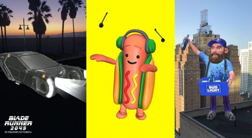Snapchat's Lens Studio - An Augmented Reality Developer Platform