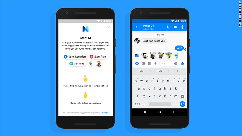 Facebook Shuts Down Its Personal Assistant