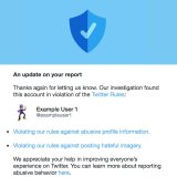 Twitter Safety completes updates to reporting tools