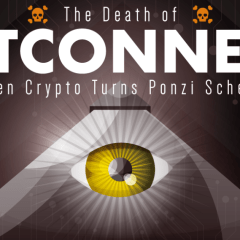 Bitconnect crash – How a cryptocurrency lost market value of over 2 billion dollars [Infographic]