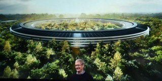 Apple Park Employees Keep Running Into Glass Walls