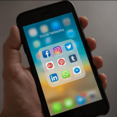 Teens, parents concerned about excessive mobile device, social media usage