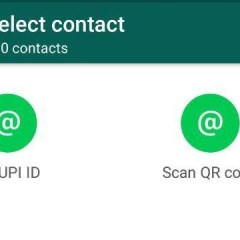WhatsApp's inroad in the Indian market continues with QR code support for payment