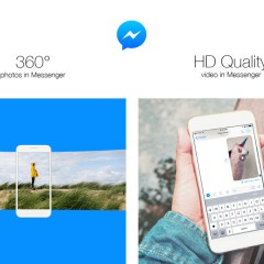 Facebook takes Messenger to new height with 360 Degree Photos and Video