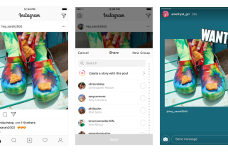 Instagram will let you share feed posts as stickers to Stories