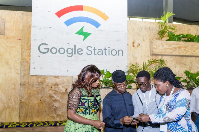 Google launches free Wi-Fi hotspot network to boost Nigeria's internet infrastructureNaija247news