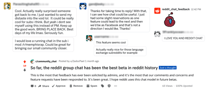 Reddit Adds Live Chat Rooms
