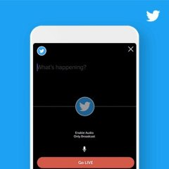 Twitter will let you launch live audio broadcast through Periscope