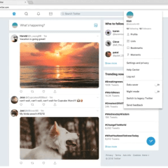 Twitter redesigns its website with new data saver mode and lots more