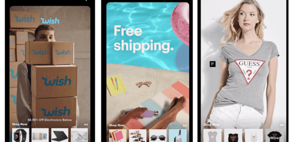 New Snapchat ad options available for the 2018 holidays