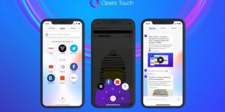 Opera Touch for iOS is out with built-in ad blocker