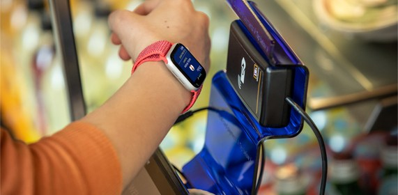 Apple Includes Support for Contactless Student ID