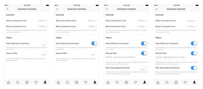 Instagram Introduces New Anti-Cyberbullying Features