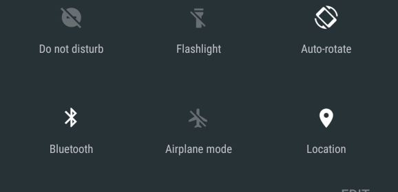 Android Dark Mode Could Prolong Battery Life