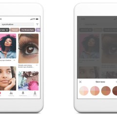 Pinterest takes beauty makeup searches to another level with customizable skin tone tool