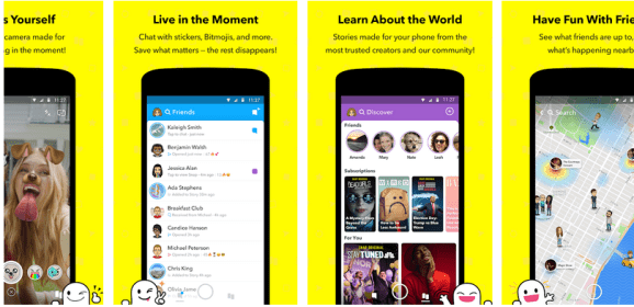 Snapchat introduces end-to-end encryption to protect shared photos and videos