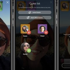 Twitter now lets you invite up to three guests to Periscope live recording