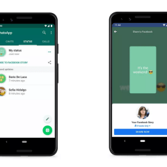 "WhatsApp would soon let you share your ""Status"" to Facebook, other apps"