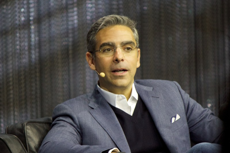 Facebook Libra project chief David Marcus in 2013