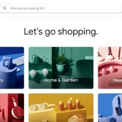 Google's Shopping homepage goes live in the US