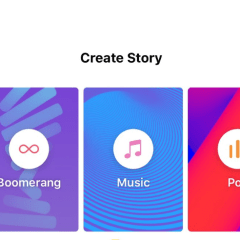 Facebook adds Music tile to Stories creation page on iOS