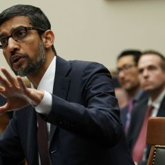 US reportedly readying new antitrust probe into Google