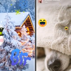 Facebook Messenger has released a slew of features for the holidays