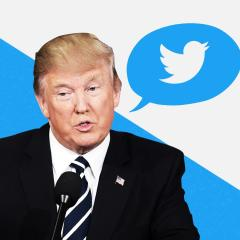 "Twitter flags Trump's retweet as ""manipulated media"" as new rule comes into effect"