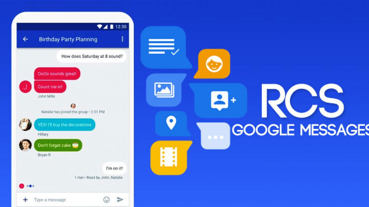 Google to bring end-to-end encryption for RCS messages