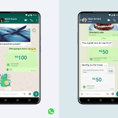 WhatsApp launches in-app payments in Brazil