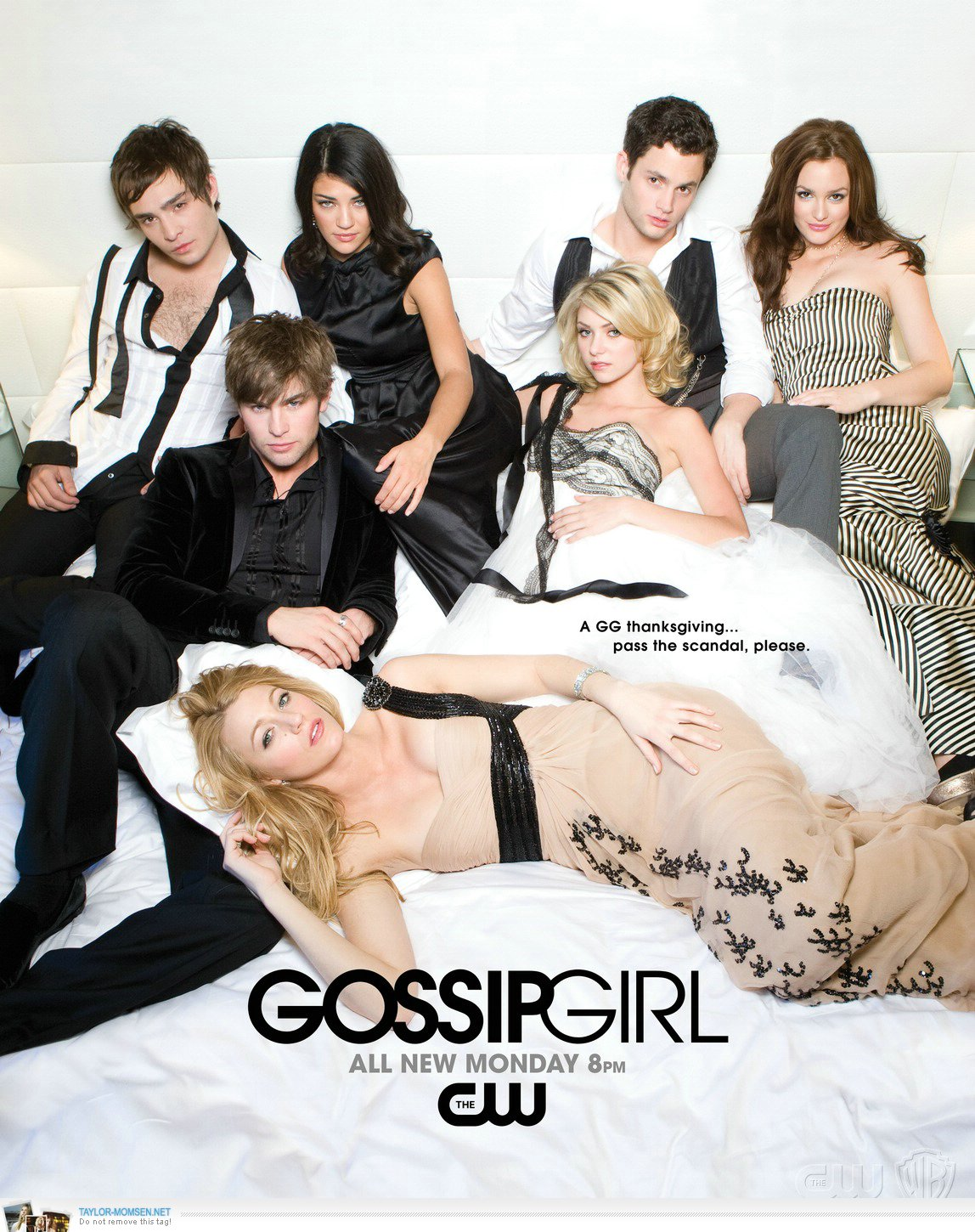 gossip girl cast season 2 episode 12