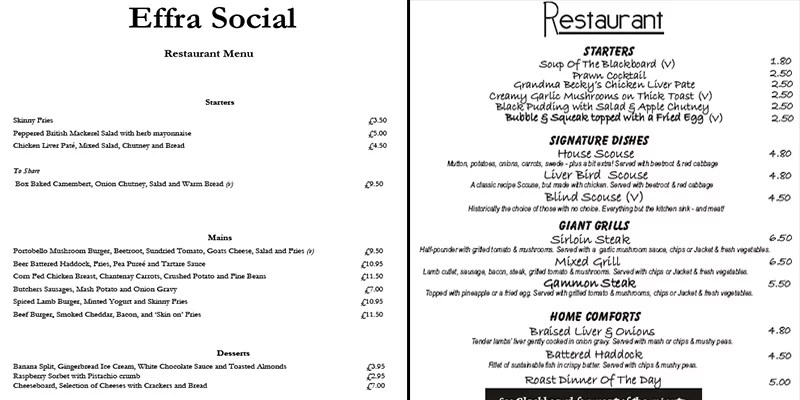 How to Create Restaurant Take Out Menu - how to make a restaurant menu on microsoft word