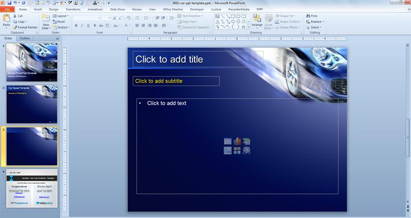 Descarga Plantillas de PowerPoint Gratis con Fondos de Imágenes