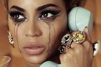 Beyonce Image for eyelashes