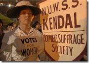 2012 suffragettes
