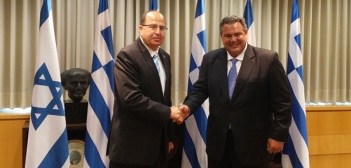 Scrap the Greece-Israel defence pact!