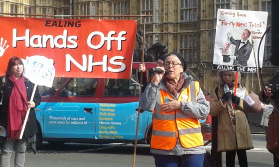 NHS: Turn Cameron's retreat into a rout!