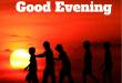 good evening image