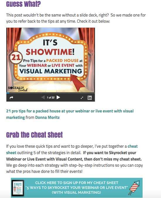 How to Use SlideShare to Attract 650k Views of Your Content