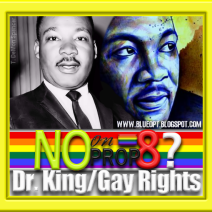 Dr. King & Gay Rights