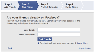 Facebook Basics: Creating a Personal Facebook Account - Social Media 101