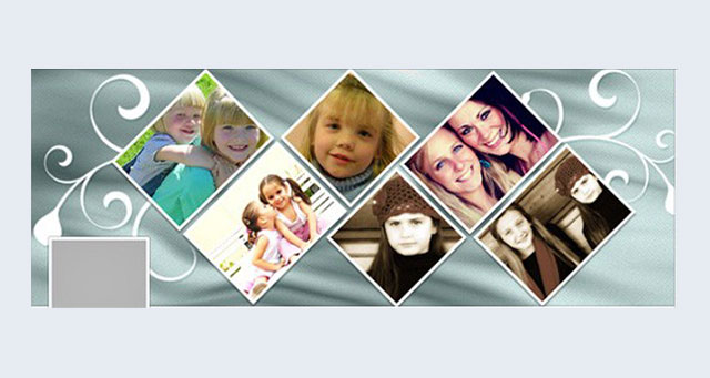 10 Free Facebook Cover Photo PSD Templates - facebook collage template
