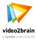 Video2Brain Lynda Brand Quad weiss